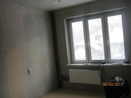 Квартира без отделки